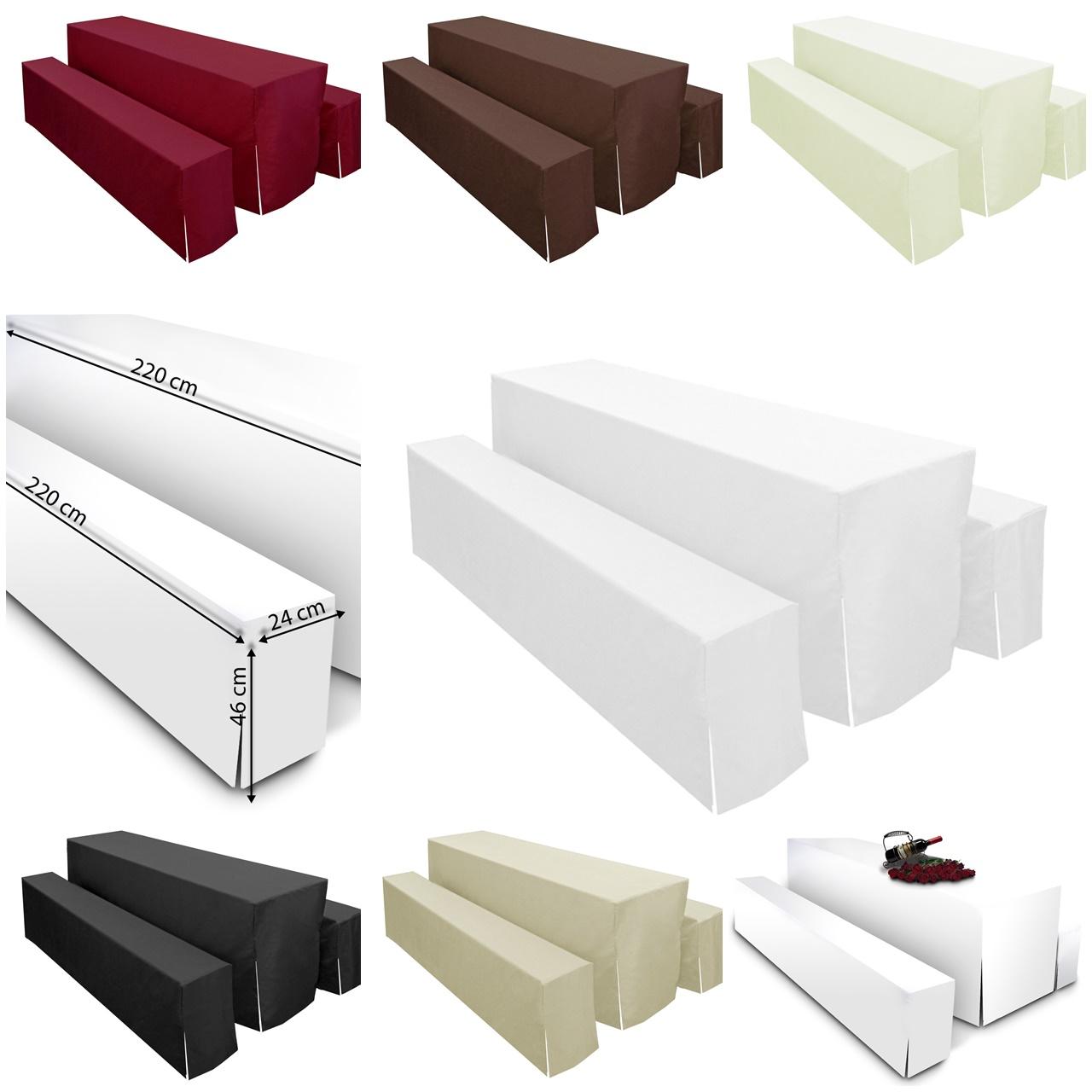 tischdecke damast ma geschneidert sonderanfertigung bergr e punkte in schwarz ebay. Black Bedroom Furniture Sets. Home Design Ideas